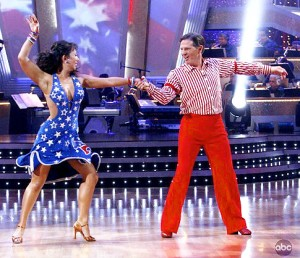 Tom Delay Dances with the stars