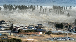 Tsunami Strikes Japan