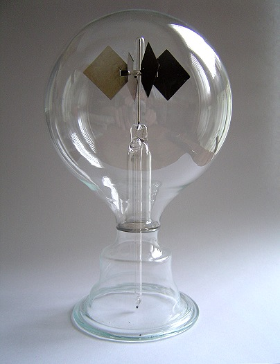 Crooke radiometer / Solar Powered Toy