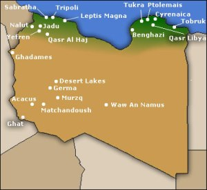 Rebels Advance, Surround Tripoli, as Qaddafi Totters By Juan Cole /Informed Comment