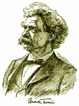 Mark Twain at Project Gutenberg