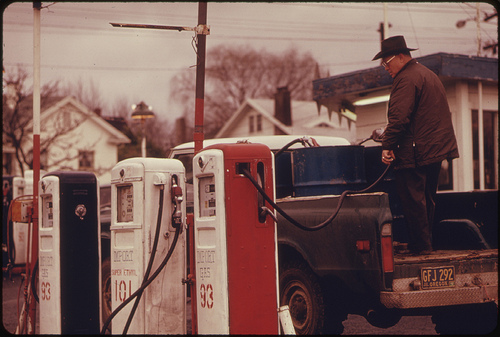 Oil Embargo, Oregon 73