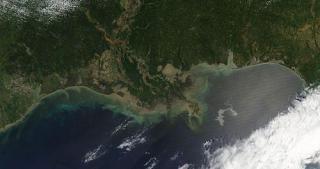 Oil Spill From BP's Deepwater Horizon Macondo Field Disaster